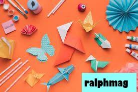 15 Kerajinan Origami Terbaik Untuk Anak-Anak