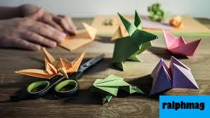 Origami untuk Pemula: Bahan dan Teknik Dasar Melipat