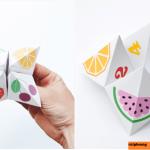 Origami : 10 Penangkap Cootie Kreatif