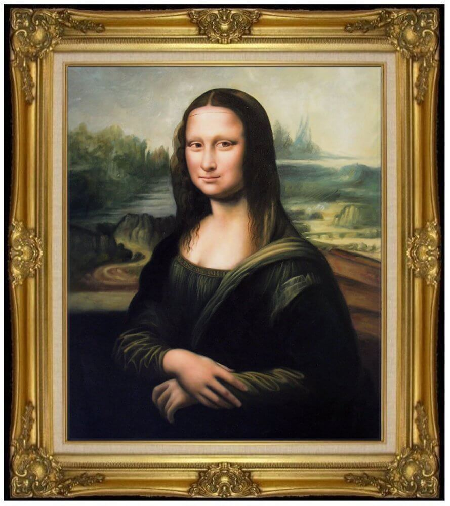 Mona Lisa as the Best Painting in the World