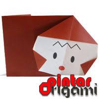 Cara Membuat Origami Kepala Monyet yang Mengasikkan