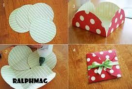 Berikut ini Cara Membuat Amplop Origami yang Unik