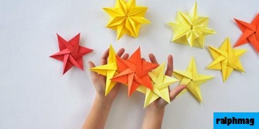 10 Kreasi Origami yang Mudah dan Unik untuk Kamar Anda