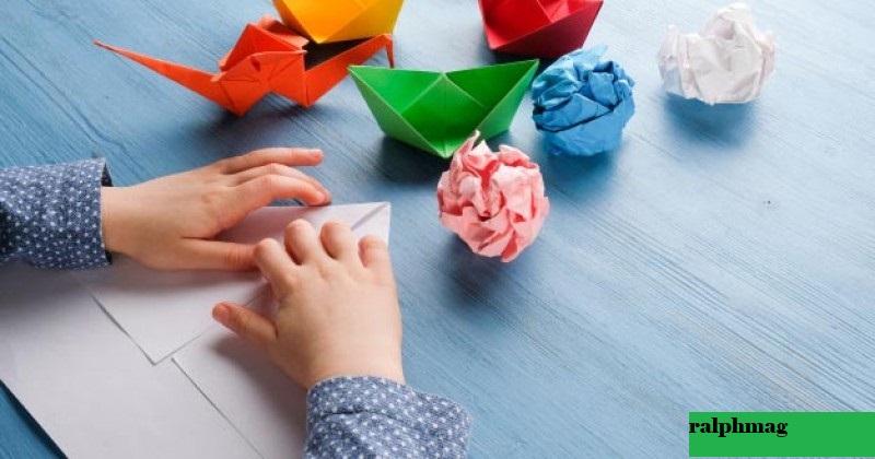 8 Mainan Origami Keren Untuk Dibuat Anak-Anak Di Rumah